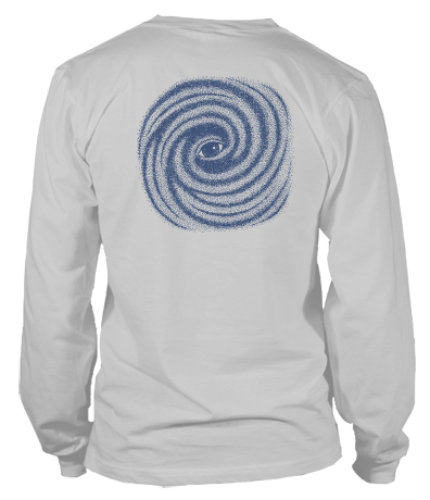 long sleeve white back