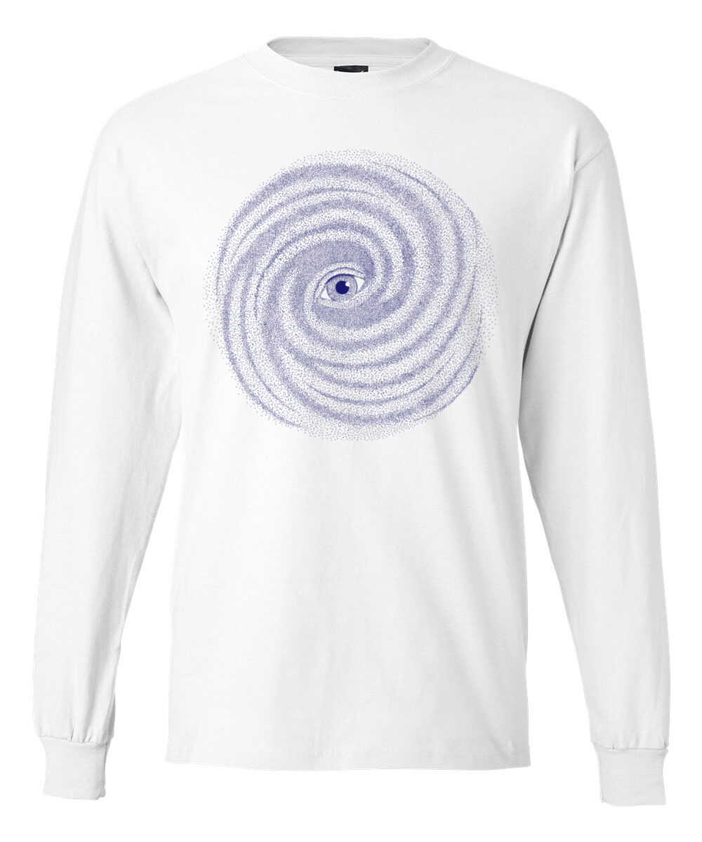 Reflections in the Eye Long Sleeve T-Shirts